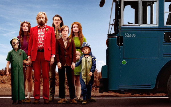 Captain Fantastic (USA 2016)  - Kino Ebensee