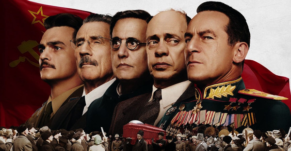 THE DEATH OF STALIN  - Kino Ebensee