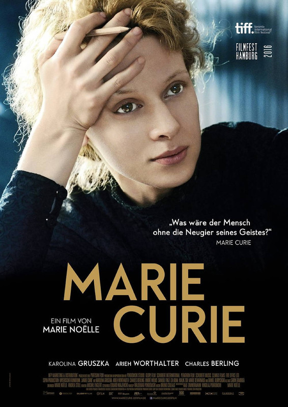 Marie Curie (FR/PL/D 2016)  - Kino Ebensee