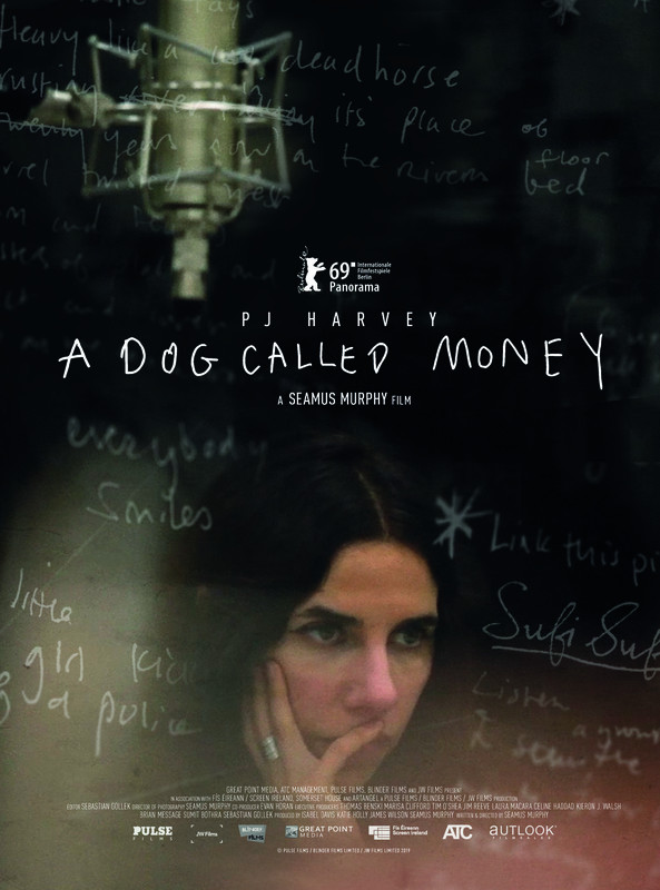 PJ HARVEY A DOG CALLED MONEY  - Kino Ebensee