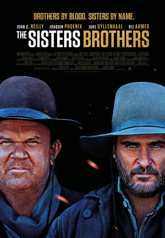 THE SISTERS BROTHERS  - Kino Ebensee