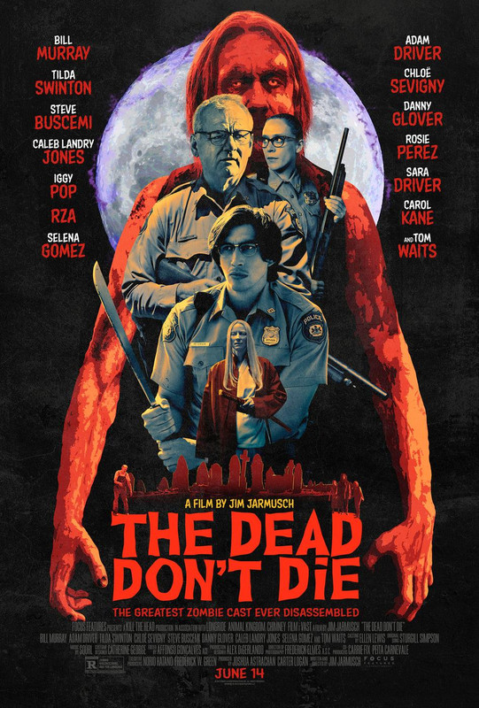 THE DEAD DON'T DIE  - Kino Ebensee