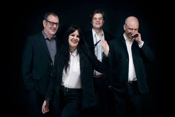 The Nightingales (UK) + support Referent Bentz (Bad Ischl)  - Kino Ebensee