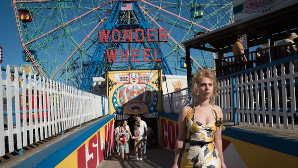 WONDER WHEEL  - Kino Ebensee