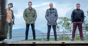 T2 TRAINSPOTTING  - Kino Ebensee