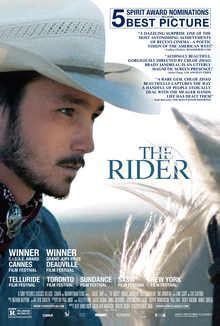 THE RIDER  - Kino Ebensee